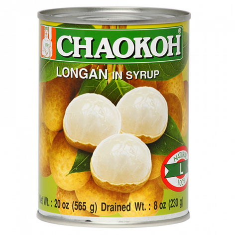 Chaokoh Longan In Syrup