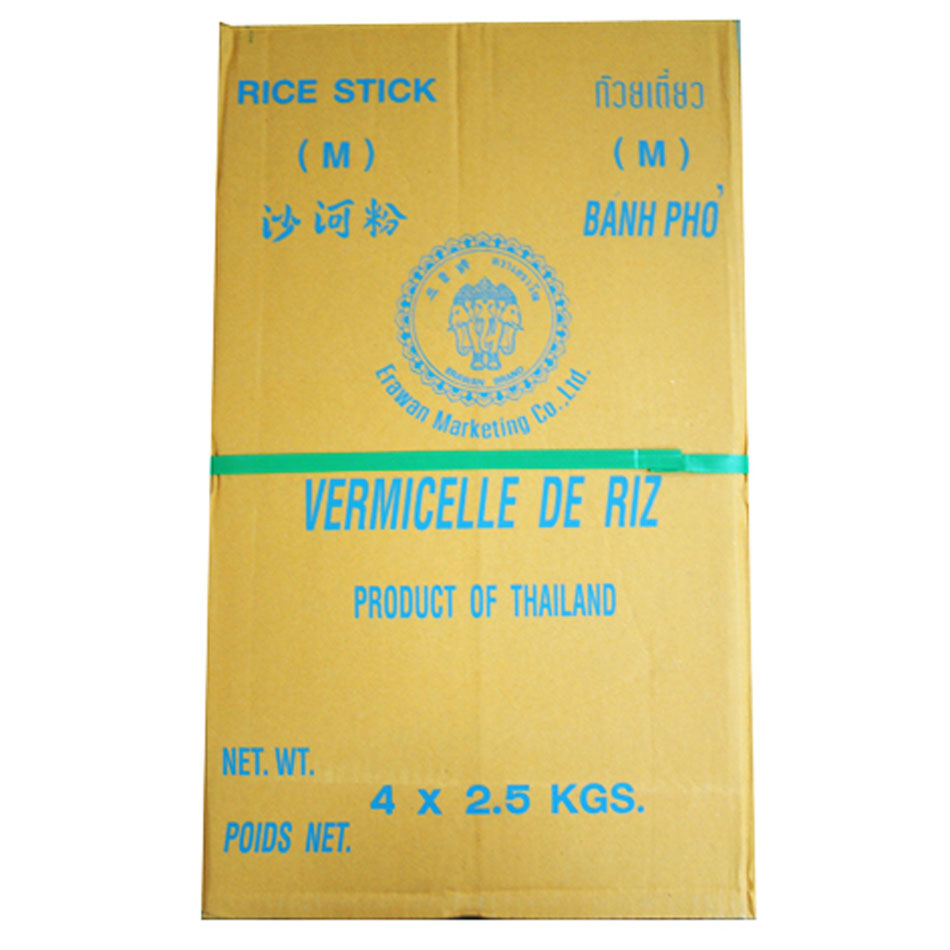 Rice Vermicelli Pad Thai Flat 4mm
