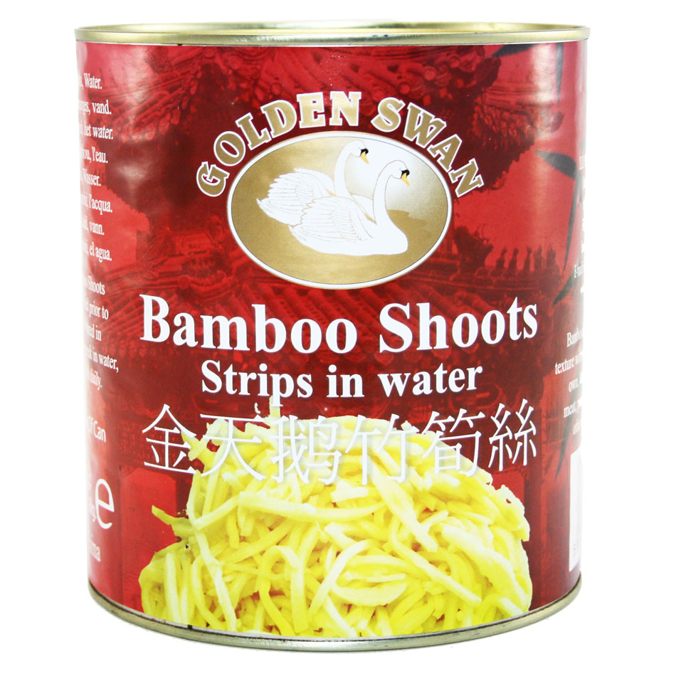 Golden Swan Bamboo Shoot Strips