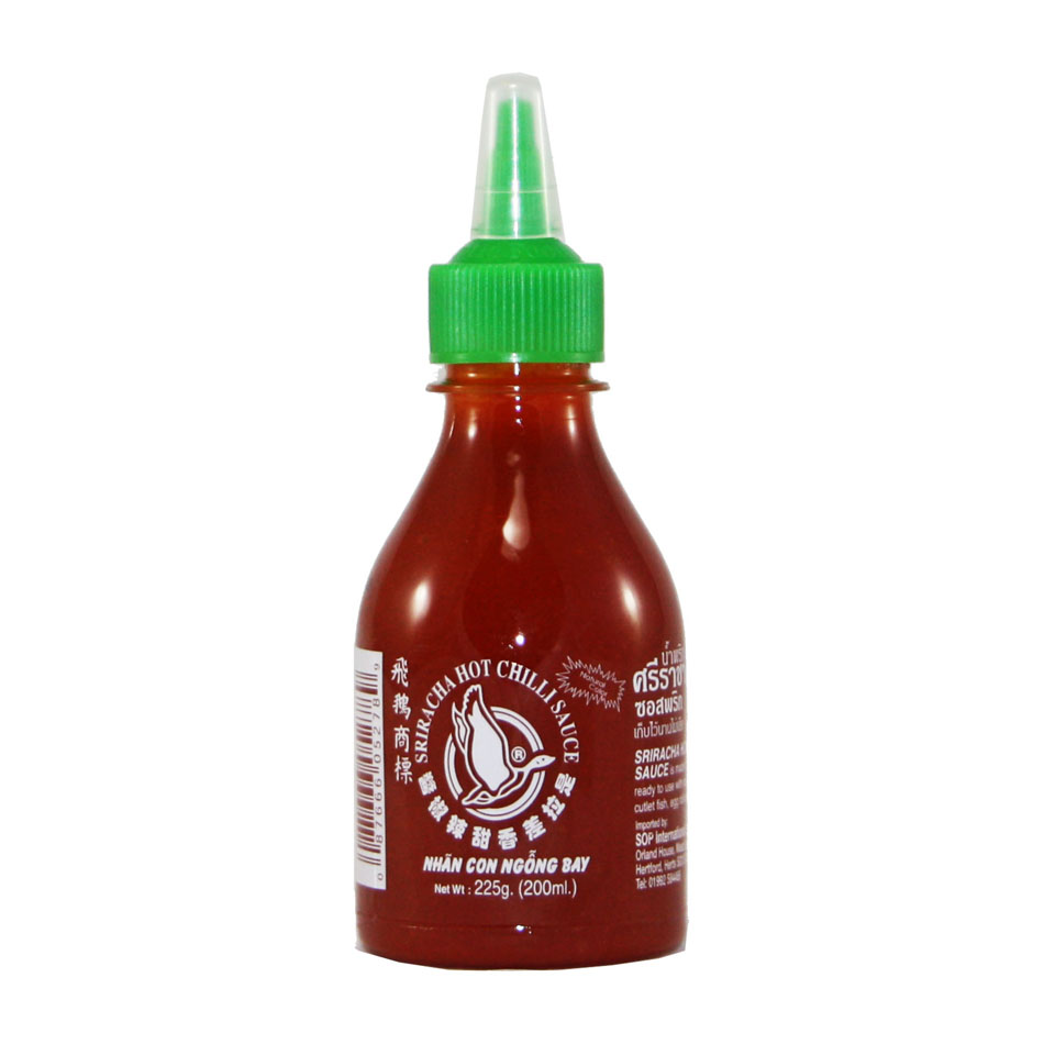 Flying Goose Sriracha Chilli Sauce (pb)
