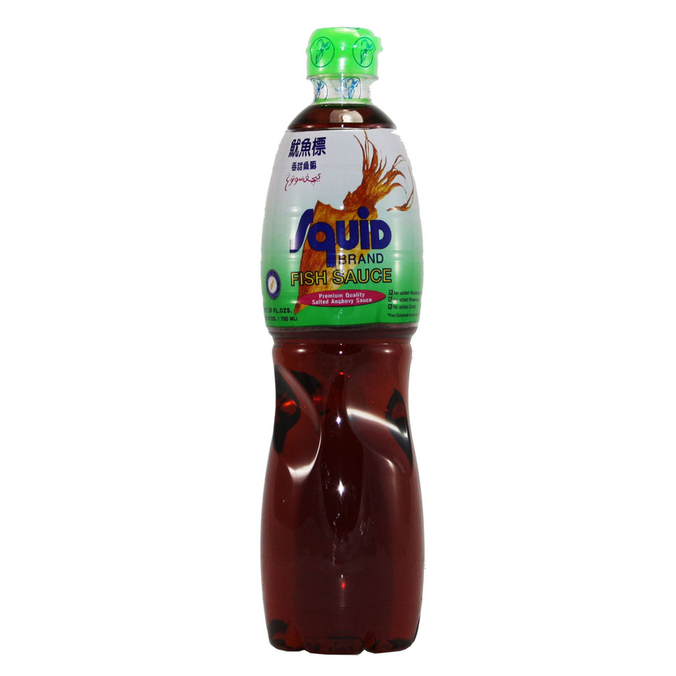 Squid Fish Sauce (pet)