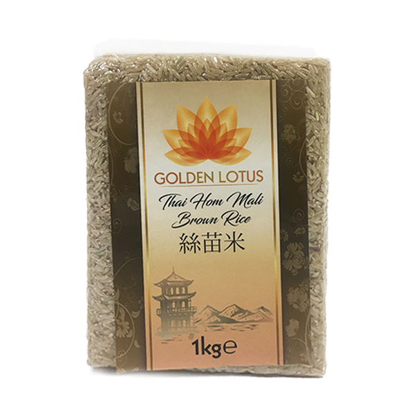 Golden Lotus Thai Hom Mali Brown Rice