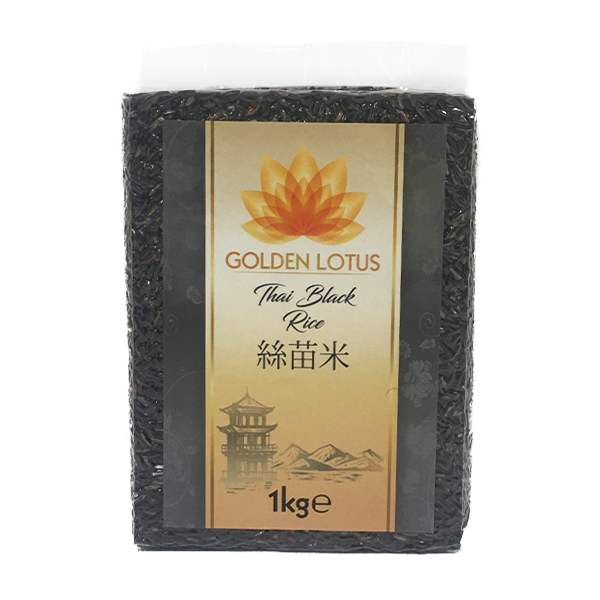 Golden Lotus Thai Black Rice