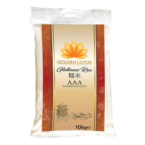 Golden Lotus Glutinous Rice
