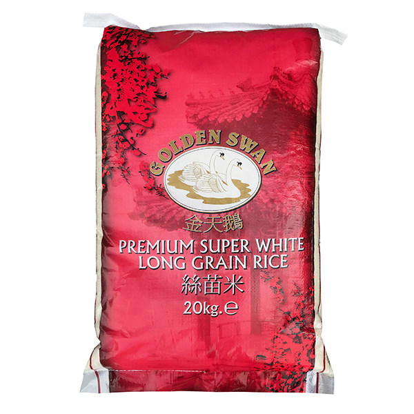 Golden  Swan Super Long Grain Rice