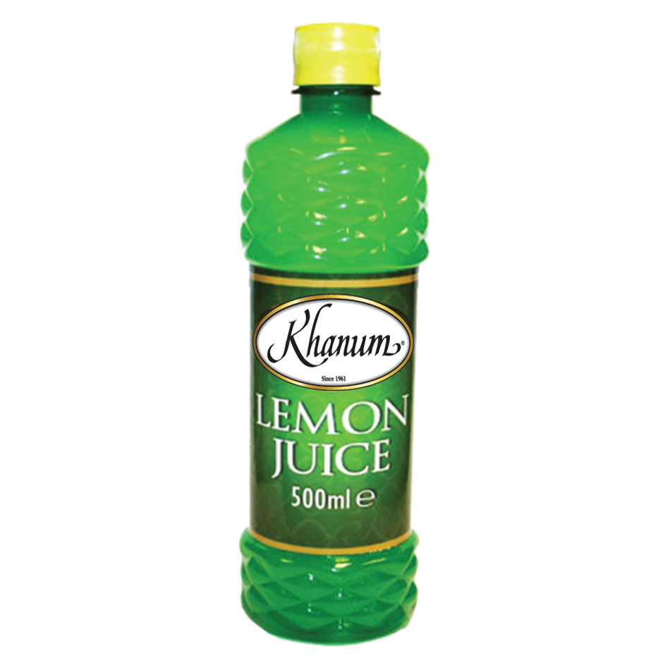 Khanum Lemon Juice