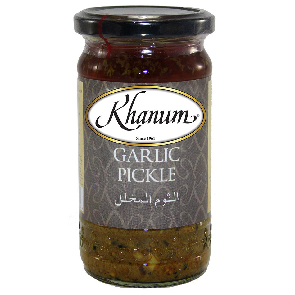 Khanum Garlic Pickle