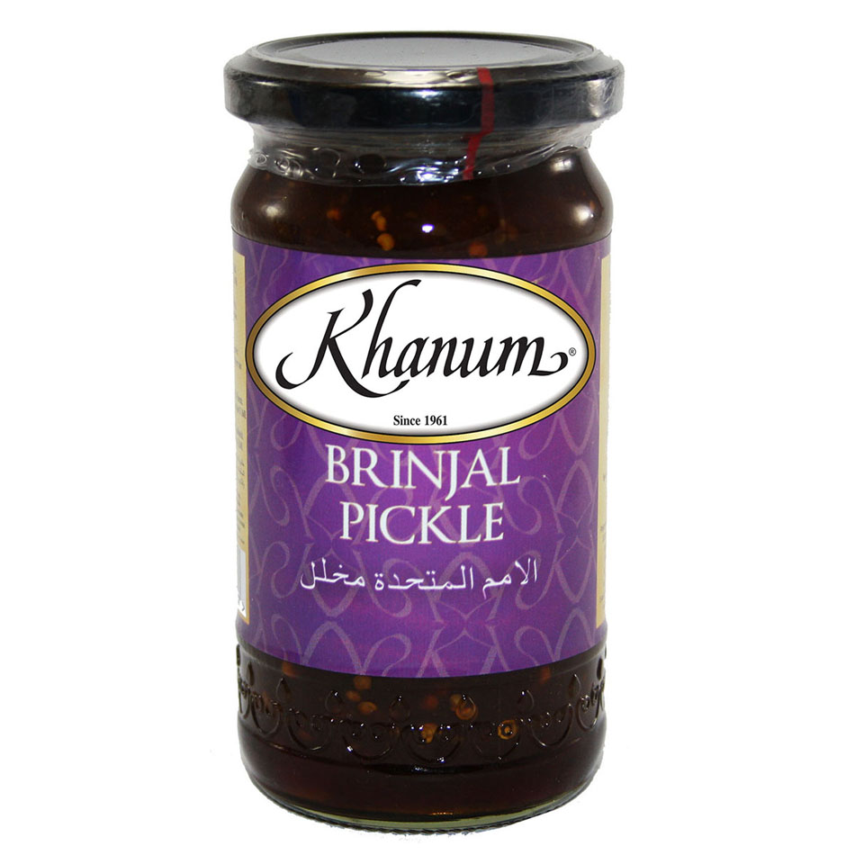 Khanum Brinjal Pickle