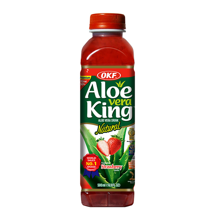 OKF Aloe Vera Strawberry