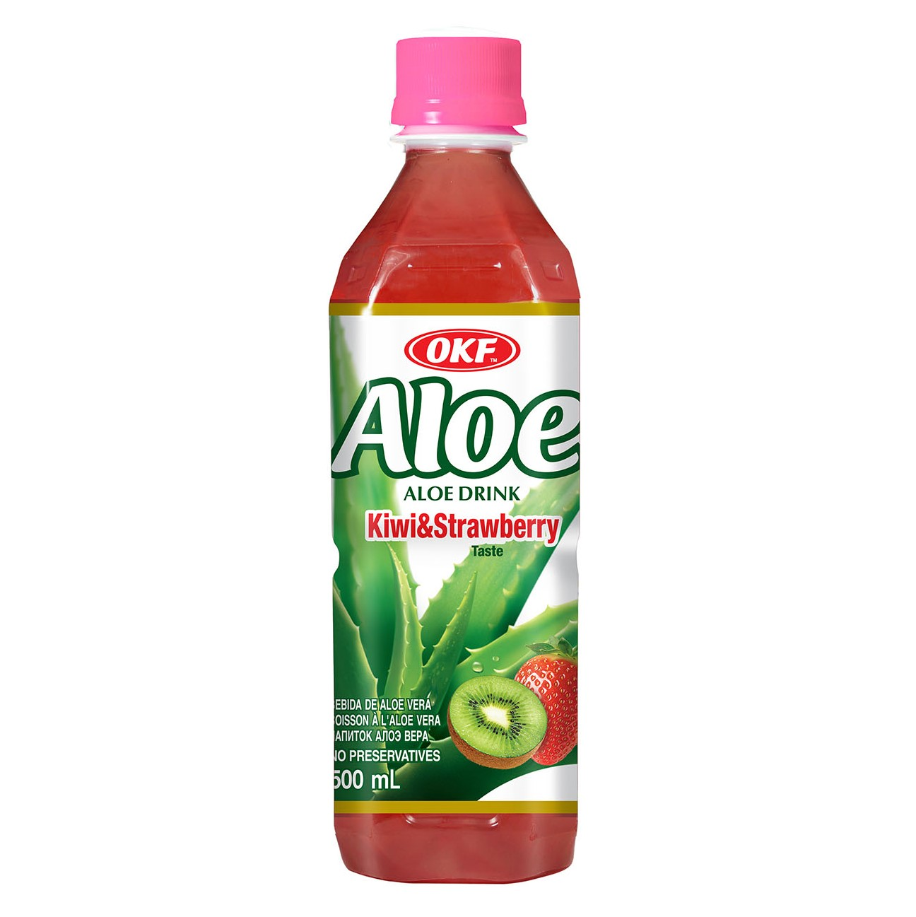 Aloe Vera Ls Kiwi Strawberry