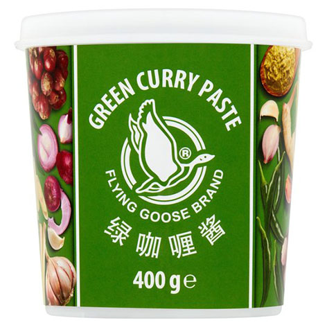Flying Goose Green Curry Paste