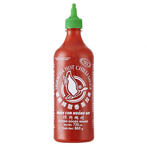 Flying Goose Hot Chilli Sauce