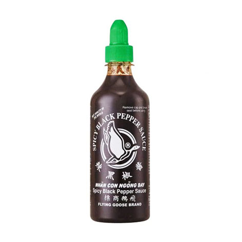 Flying Goose Sriracha Black Pepper Sauce
