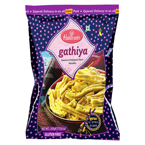 Haldirams Gathiya