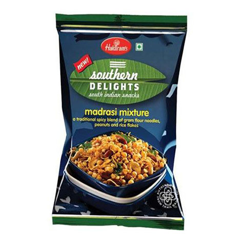 Haldirams Madrasi Mixture