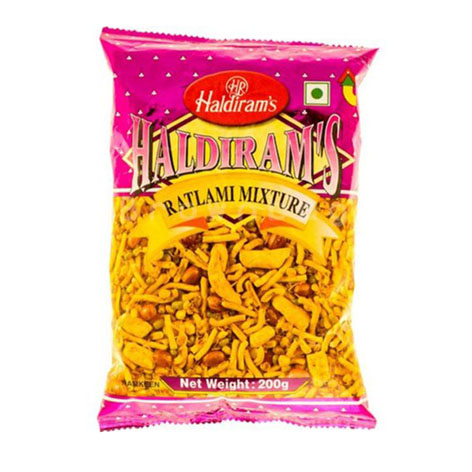 Haldirams Ratlami Mixture