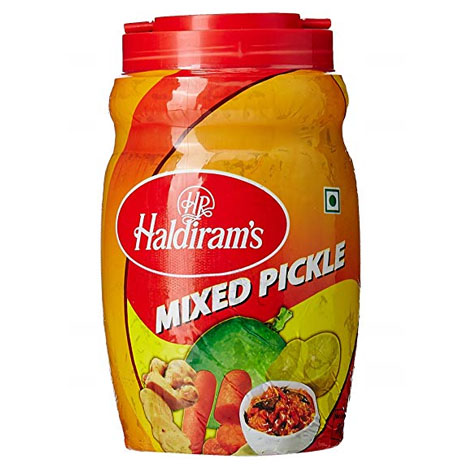 Haldirams Mixed Pickles