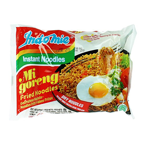 Indomie Mi Goreng Fried Noodles