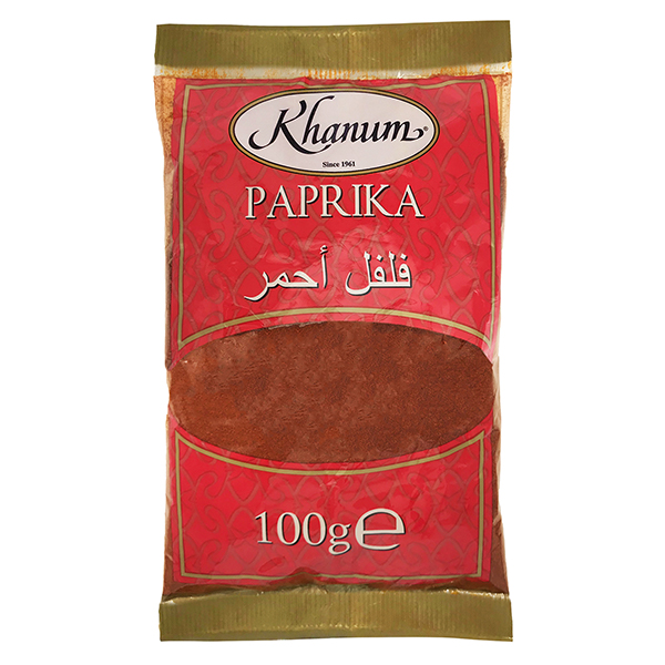 Khanum Paprika Powder