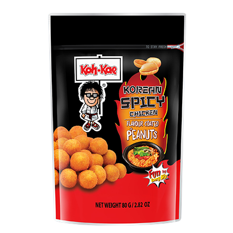 Koh-Kae Peanuts Spicy Chicken Flavour