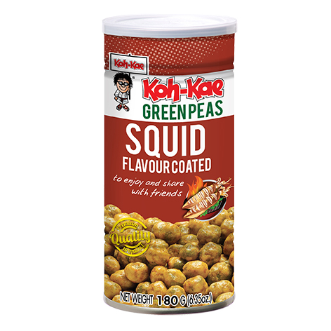 Koh-Kae Squid Green Peas