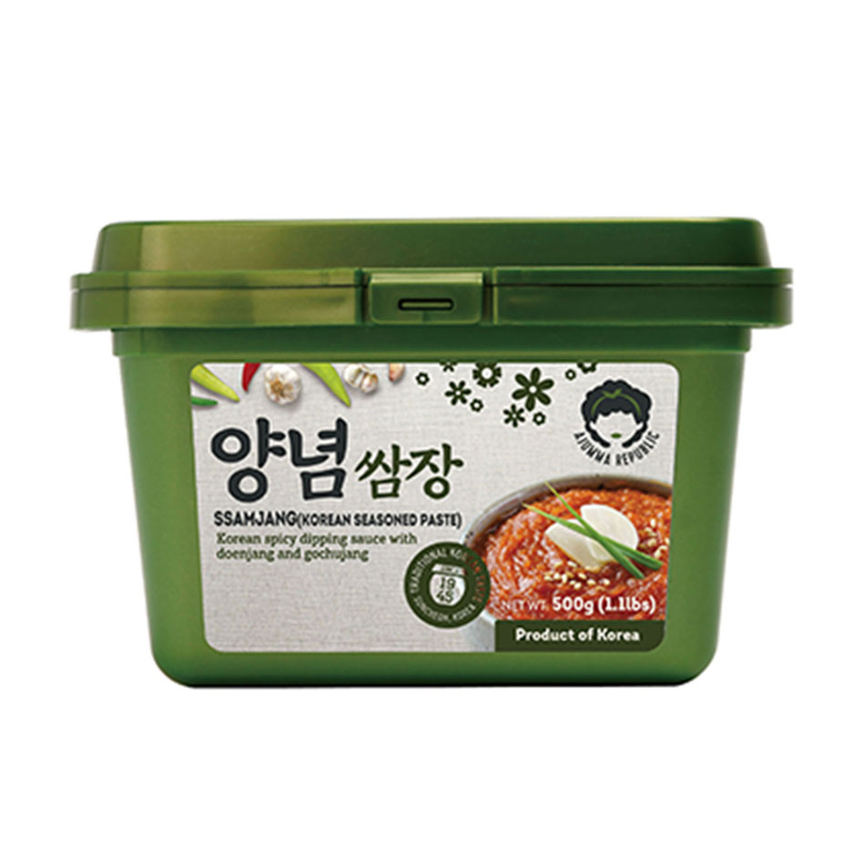 Ajumma Republic Ssamjang Korean Seasoned Paste