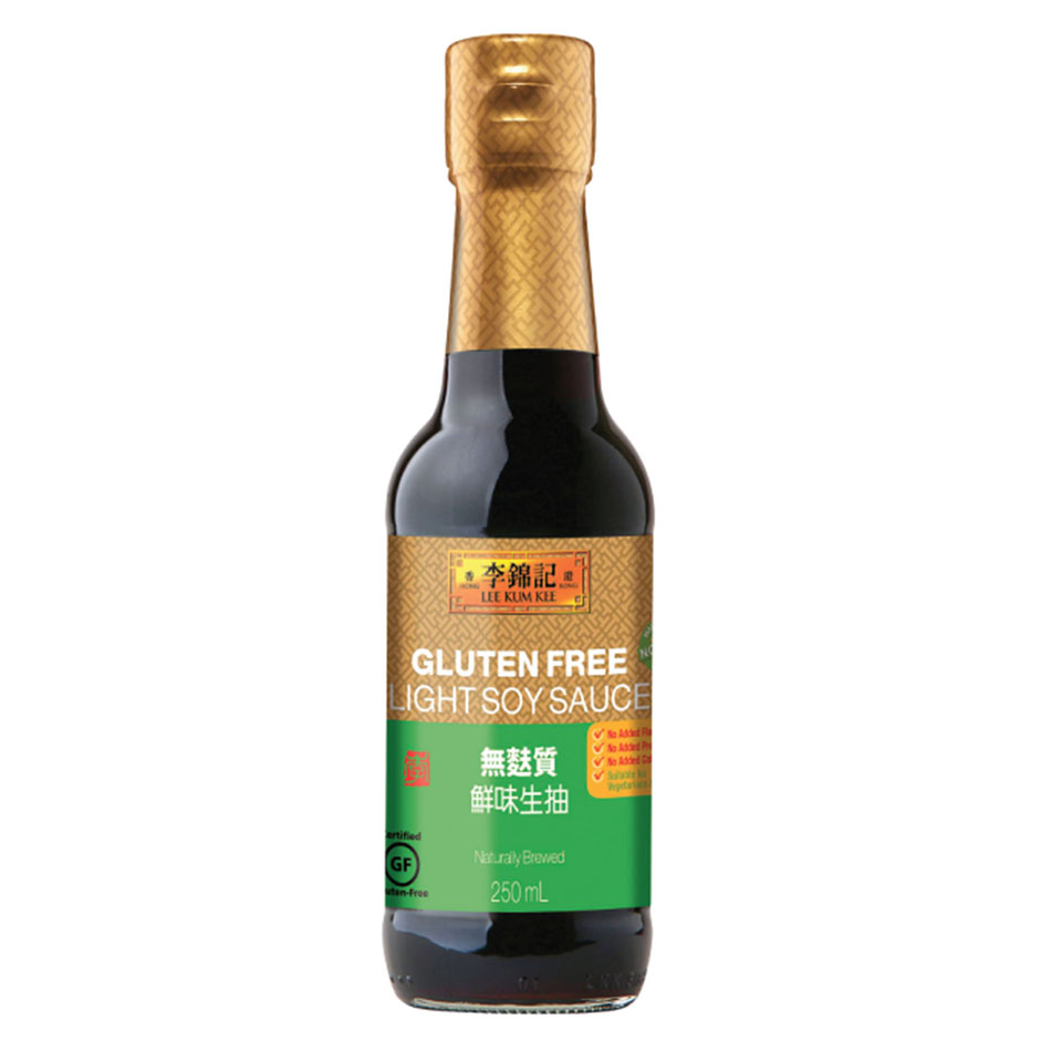 Lee Kum Kee Gluten Free Light Soy Sauce