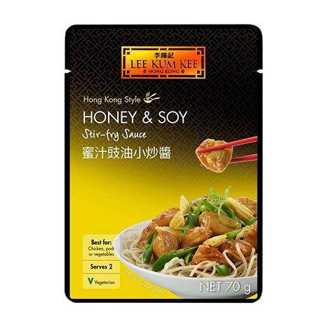 Lee Kum Kee Honey & Soy Stir Fry Sauce