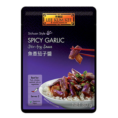 Lee Kum Kee Spicy Garlic Stir Fry Sauce