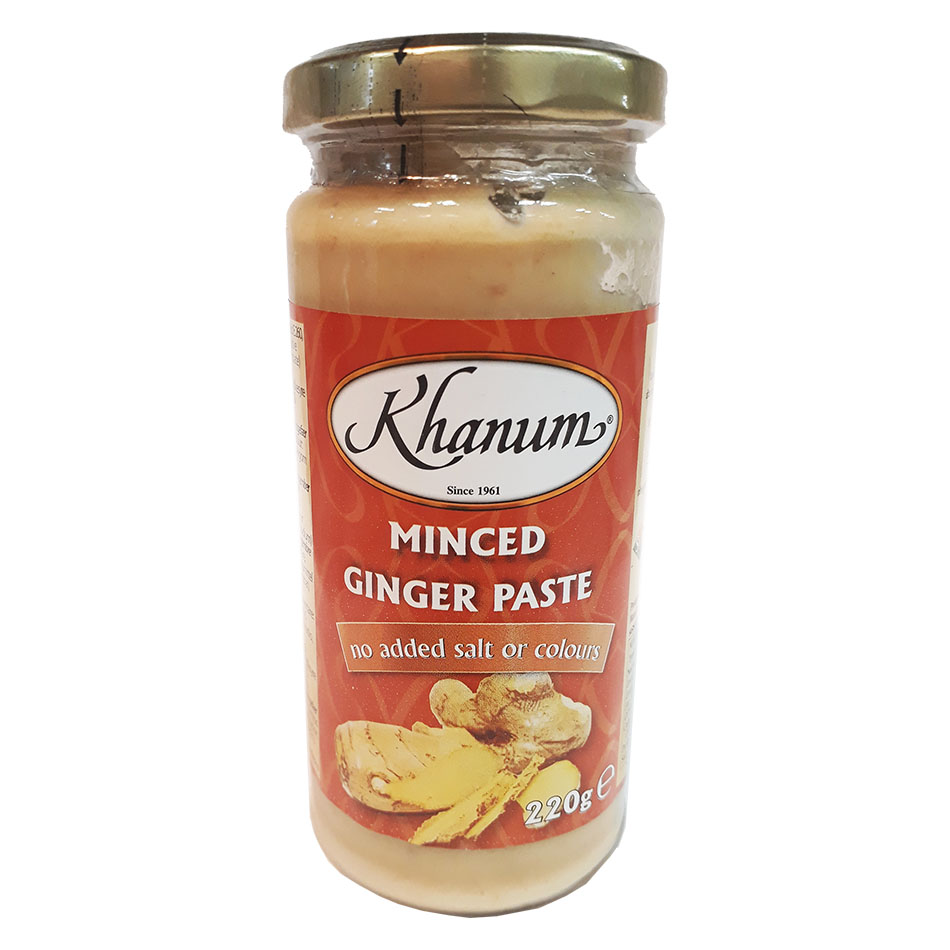 Khanum Minced Ginger