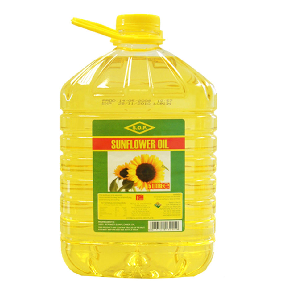SOP Sunflower Oil
