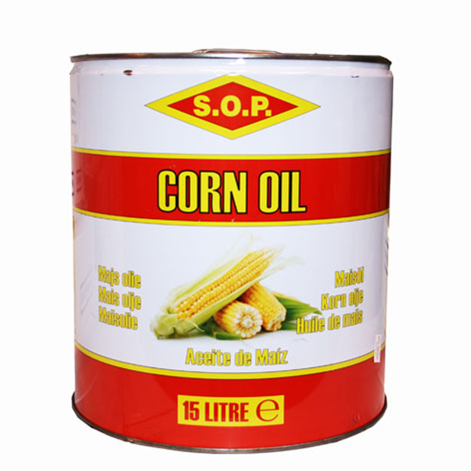 SOP Corn Oil (Tin)