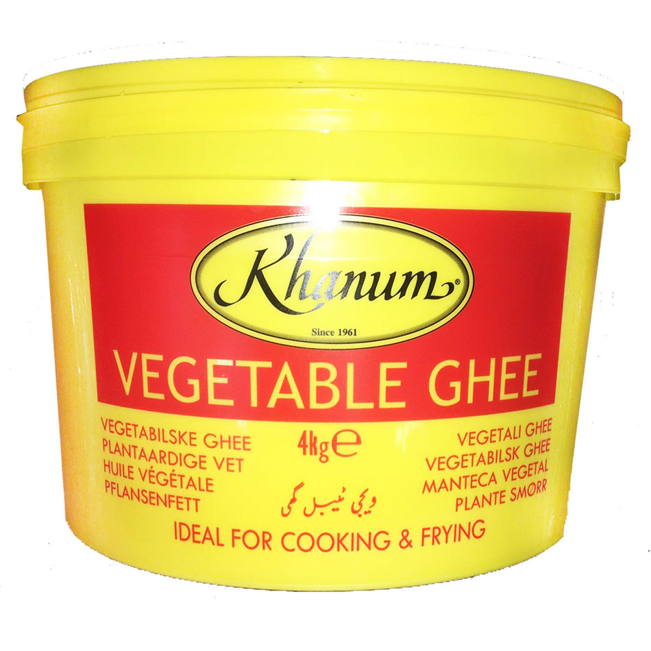 Khanum Vegetable Ghee